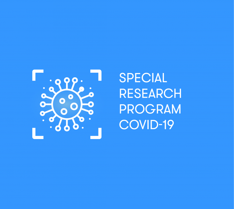 Special research program on COVID-19